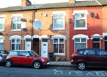Thumbnail 3 bed terraced house for sale in Twycross Street, Leicester