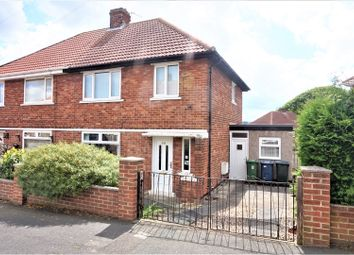 Thumbnail 3 bedroom semi-detached house for sale in Pontop View, Rowlands Gill