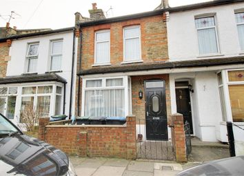 Thumbnail 2 bed terraced house for sale in Burleigh Road, Enfield