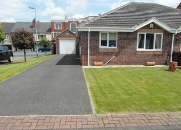 Thumbnail 2 bed bungalow to rent in Springwell Court, Hemsworth, Pontefract