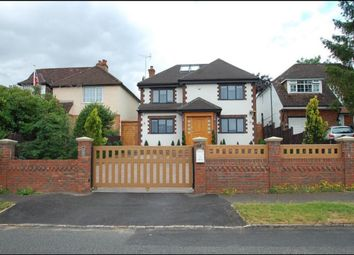 Thumbnail 4 bed detached house to rent in Field Way, Chalfont St Peter, Gerrards Cross