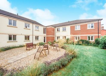 Thumbnail 2 bed flat for sale in Archers Close, Cullompton