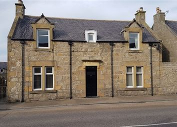 Thumbnail 4 bed detached house for sale in Queen Street, Lossiemouth
