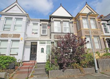 Thumbnail 3 bed terraced house for sale in Endsleigh Park Road, Peverell, Plymouth