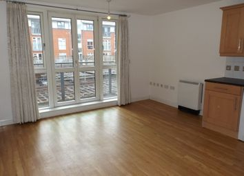 2 bed flat to rent in Worcester Bar, Gas Street, Birmingham B1