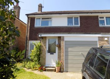 Thumbnail 3 bed semi-detached house for sale in Beechings, Henfield
