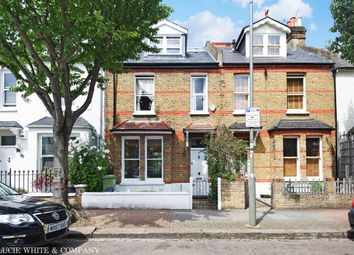 Thumbnail 3 bed terraced house to rent in Ashlone Road, London