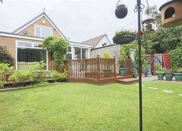 Thumbnail 4 bed detached bungalow for sale in Hollins Avenue, Cliviger, Lancashire