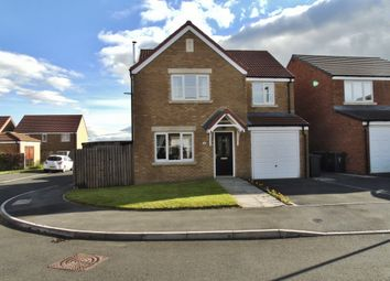 Thumbnail 4 bed detached house for sale in Southfields, Stanley, Crook