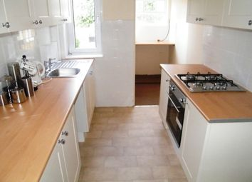 Thumbnail 3 bedroom terraced house to rent in Abbey Road, Gillingham