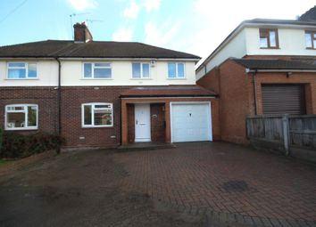 Thumbnail 4 bed semi-detached house to rent in Church Close, Mountnessing, Brentwood