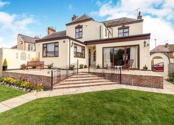 Thumbnail 4 bed end terrace house for sale in Brookfield Street, Syston, Leicester, Leicestershire