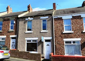 Thumbnail 3 bedroom terraced house for sale in Montague Street, Lemington, Newcastle Upon Tyne