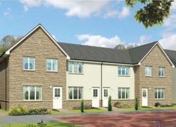 Thumbnail 2 bedroom terraced house for sale in Plot 9 Morven, Rumblingwells, Dunfermline, Kinross