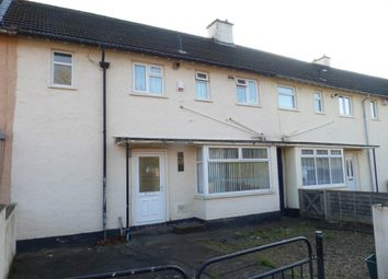 Thumbnail 3 bed terraced house for sale in Ullswater Road, Southmead, Bristol