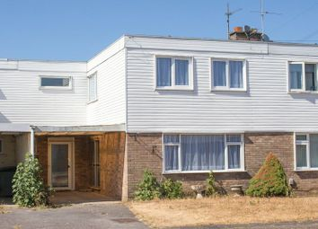 Thumbnail 3 bed terraced house to rent in Stirling Close, Totton, Southampton