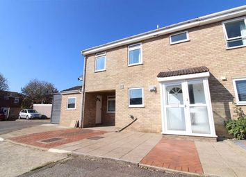 Thumbnail 4 bed end terrace house for sale in Merrion Close, Ipswich