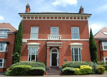 Thumbnail 2 bed flat for sale in Donington House, Birmingham Road, Sutton Coldfield