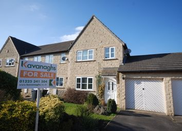 Thumbnail 3 bed end terrace house for sale in Chaffinch Drive, Trowbridge, Wiltshire