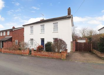 Thumbnail 3 bed detached house for sale in New Cut, Hadleigh, Ipswich, Suffolk