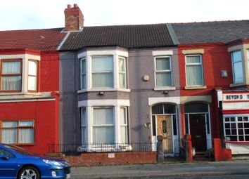 Thumbnail 4 bedroom terraced house for sale in Derby Lane, Old Swan, Liverpool
