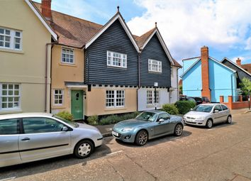 Thumbnail 3 bed terraced house for sale in West Street, Wivenhoe, Colchester, Essex