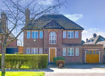 Thumbnail 5 bed detached house for sale in Meadway, Hampstead Garden Suburb, London