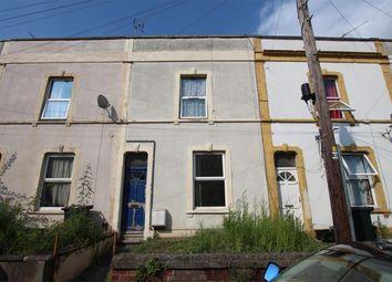 Thumbnail 3 bedroom terraced house for sale in Milsom Street, Easton, Bristol