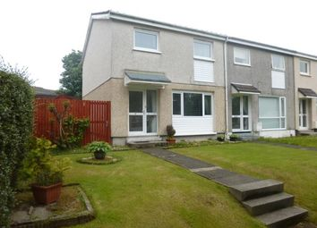 Thumbnail 3 bed end terrace house to rent in Loch Goil, East Kilbride, Glasgow