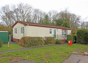 Thumbnail 2 bed mobile/park home for sale in Holyhead Road, Albrighton