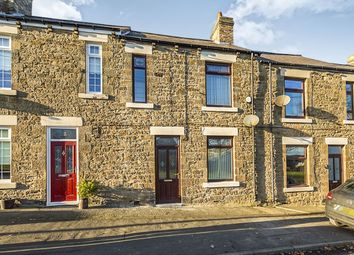 Thumbnail 2 bed terraced house to rent in Fines Road, Consett