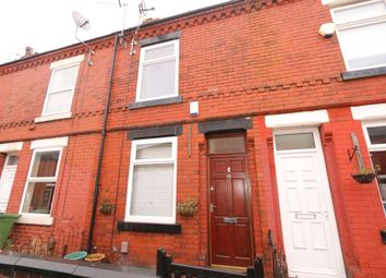 Thumbnail 2 bed terraced house to rent in Princess Avenue, Denton, Manchester