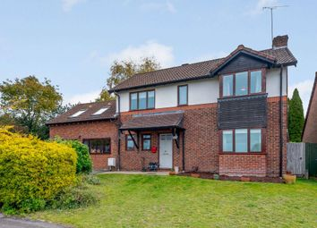 Thumbnail 5 bed detached house for sale in Campion Way, Kings Worthy, Winchester, Hampshire