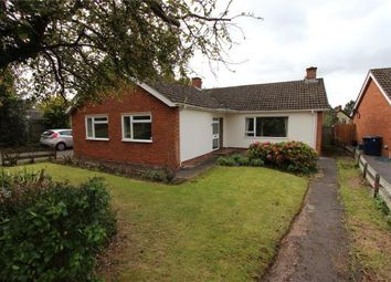 Thumbnail 3 bed detached bungalow to rent in Flaxfields, Linton, Cambridge