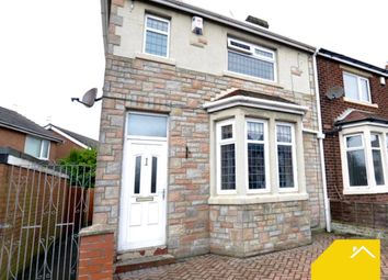 Thumbnail 2 bedroom end terrace house to rent in Devona Avenue, Blackpool