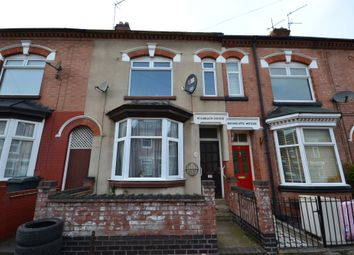 Thumbnail 3 bedroom terraced house to rent in Oban Street, Newfoundpool, Leicester, Leicestershire