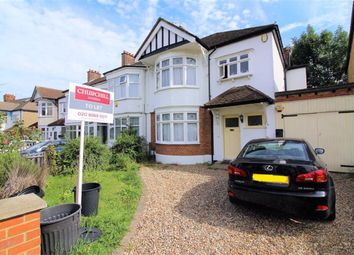 Thumbnail Semi-detached house to rent in Langley Cresent, Wanstead, London