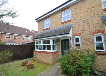 Hadleigh Close, Shenley, Radlett WD7. 4 bed semi-detached house for sale