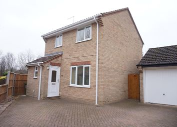 Thumbnail 3 bed detached house for sale in Paulsgrove, Orton Wistow, Peterborough