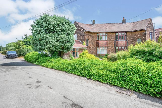 Thumbnail Semi-detached house for sale in Cranshaw Lane, Widnes, Cheshire