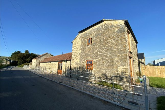 Thumbnail Link-detached house to rent in Brockhampton Dairy, Buckland Newton, Dorchester