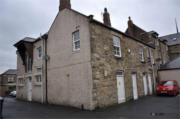 Thumbnail Flat for sale in Gibson House, Battle Hill, Hexham, Northumberland