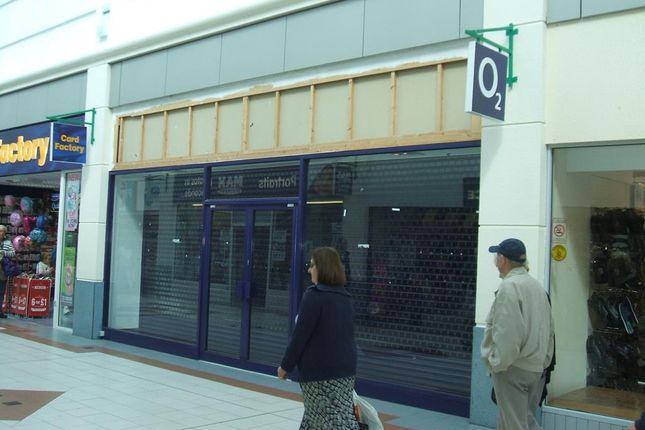 Thumbnail Retail premises to let in Unit 8, St Elli Shopping Centre, Llanelli