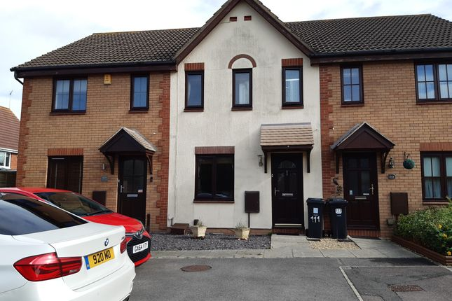 Thumbnail Terraced house to rent in Juniper Way, Bristol