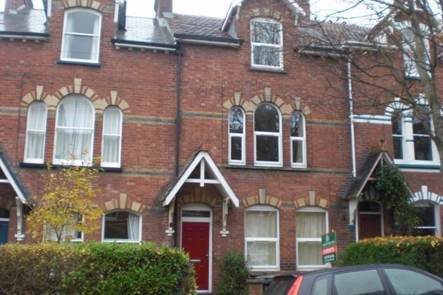 5 bed terraced house to rent in Park View, Prospect Place, St. Thomas, Exeter EX4