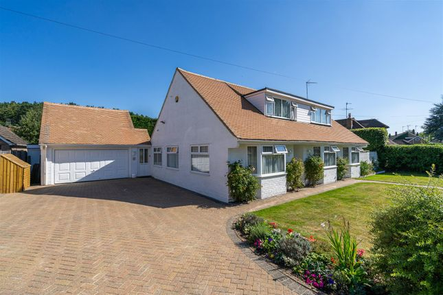 Thumbnail Detached house for sale in Claggy Road, Kimpton, Hitchin