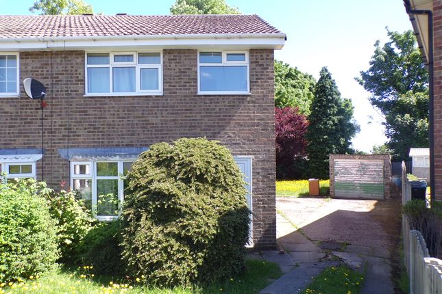 Thumbnail Semi-detached house for sale in Marchwood Grove, Clayton, Bradford