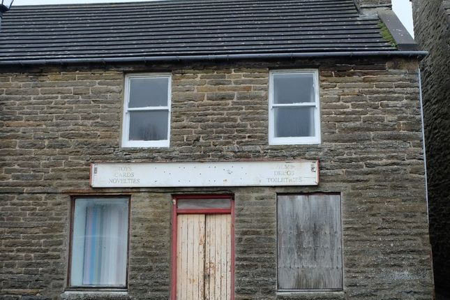 Thumbnail Retail premises for sale in Main Street, Lybster