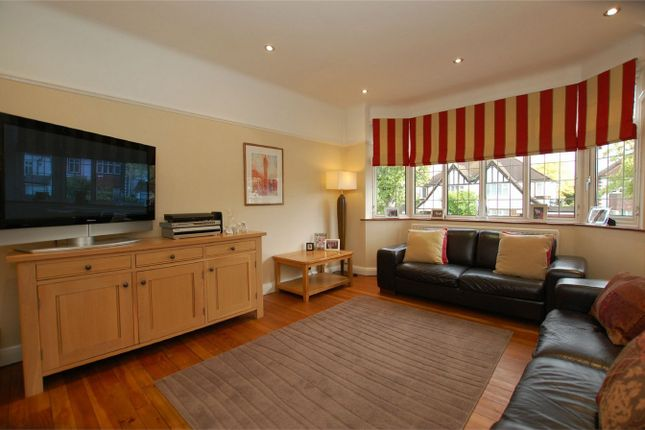 Thumbnail Semi-detached house for sale in Hayes Hill Road, Bromley, Kent