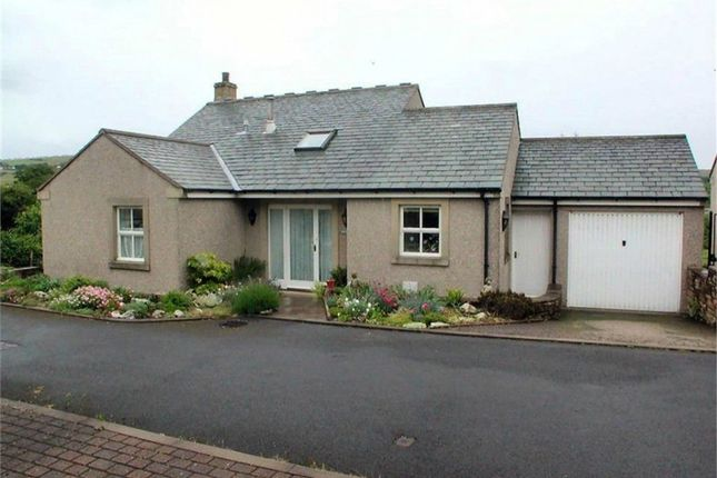 Thumbnail Detached bungalow for sale in Sun Croft, Ireby, Wigton, Cumbria